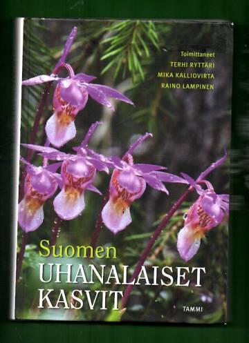 Suomen uhanalaiset kasvit