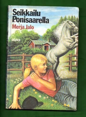 Seikkailu Ponisaarella - Tyttöromaani