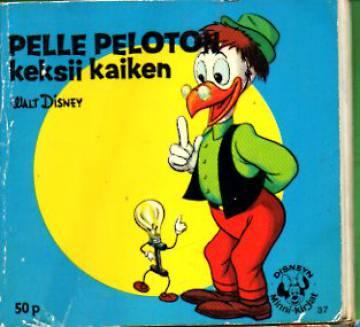 Disneyn Minni-kirjat 37 - Pelle Peloton keksii kaiken