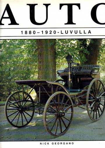 Auto 1880-1920 -luvulla