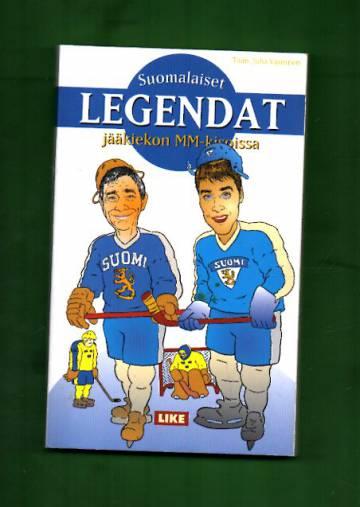 Suomalaiset legendat jääkiekon MM-kisoissa