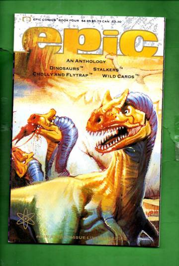 Epic Book Four