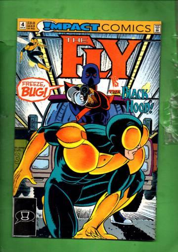 The Fly #4 Nov 91