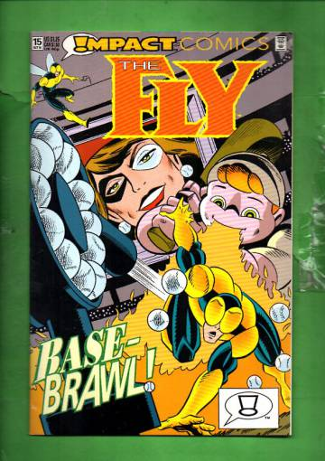 The Fly #15 Oct 92