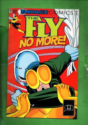 The Fly #16 Nov 92