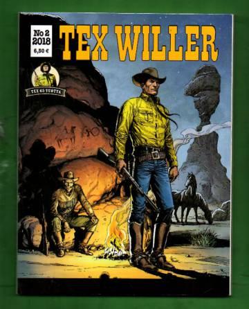 Tex Willer 2/18