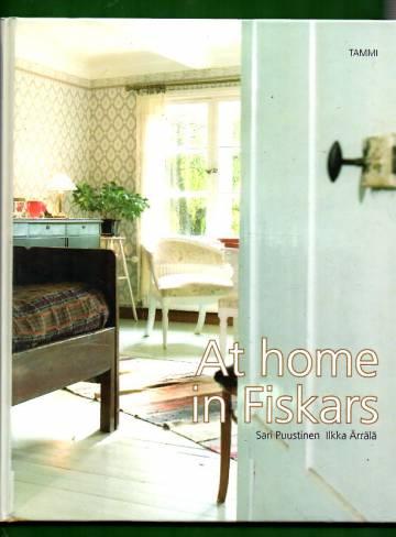 At home in Fiskars