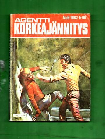 Agentti-Korkeajännitys 6/82