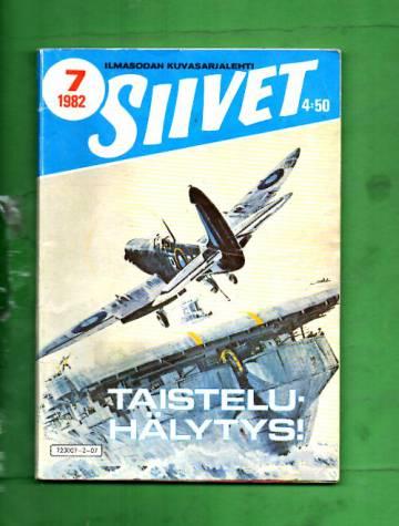 Siivet 7/82 - Taisteluhälytys!