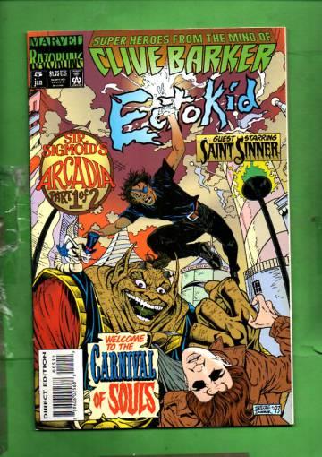 Ectokid Vol. 1 #5 Jan 94