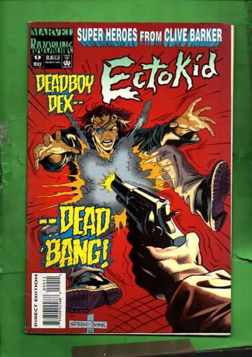 Ectokid Vol. 1 #9 May 94