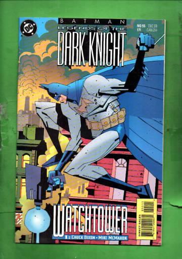 Batman: Legends of the Dark Knight # 55 Dec 93