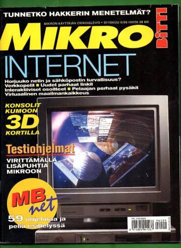 Mikrobitti 1996 Vuosikerta (1-12)