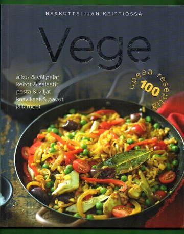Vege - Alku- & välipalat, keitot & salaatit, pasta & viljat, kasvikset & pavut, jälkiruoat
