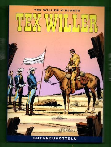 Tex Willer -kirjasto 43 - Sotaneuvottelu