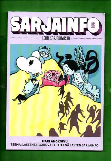 Sarjainfo 4/17