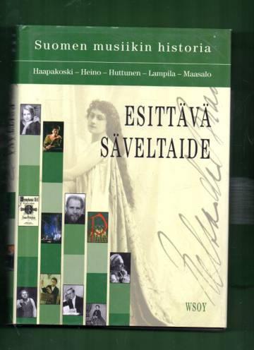Suomen musiikin historia - Esittävä säveltaide