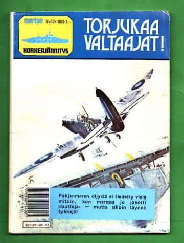 Merten Korkeajännitys 12/88 - Torjukaa valtaajat!