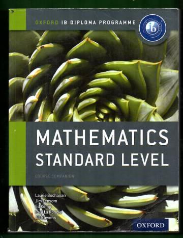 Mathematics - Standard Level