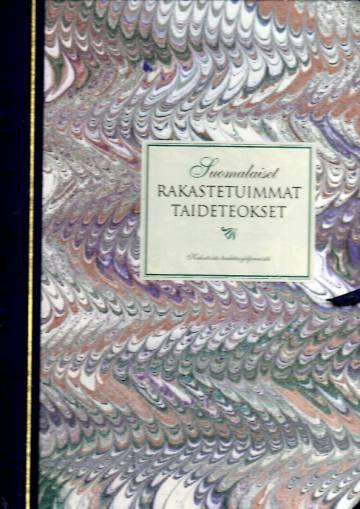 Suomalaiset rakastetuimmat taideteokset - Kaksitoista taideteosjäljennöstä