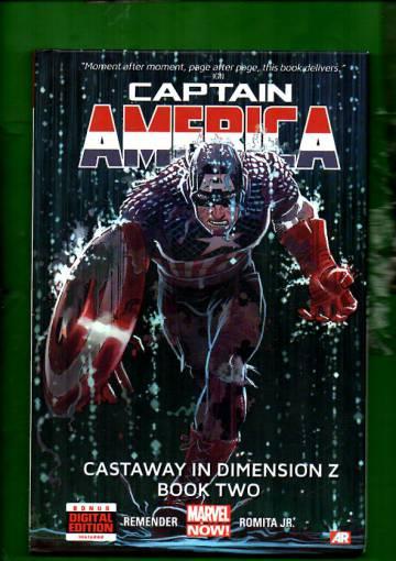 Captain America Vol 2: Castaway in Dimension Z Book Two
