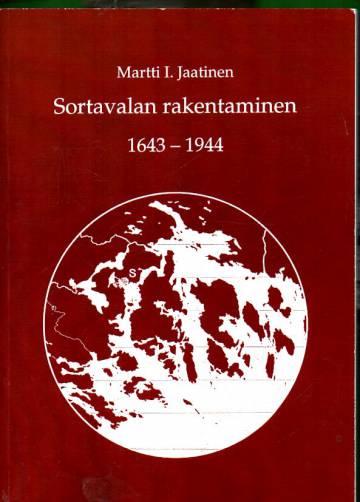 Sortavalan rakentaminen 1643-1944