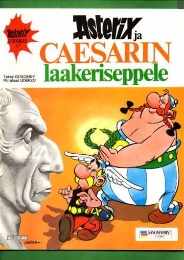 Asterix 17 - Asterix ja Caesarin laakeriseppele