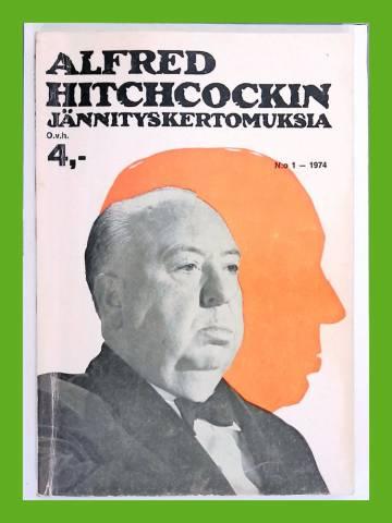 Alfred Hitchcockin jännityskertomuksia 11/73