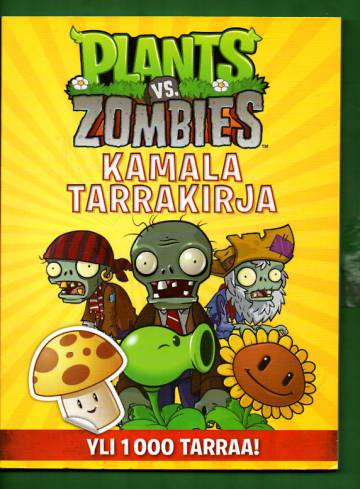 Plants vs. Zombies - Kamala tarrakirja