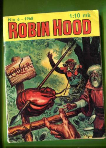 Robin Hood 6/68