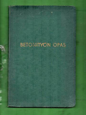 Betonityön opas