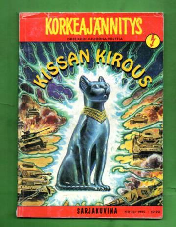 Korkeajännitys 22/95 - Kissan kirous