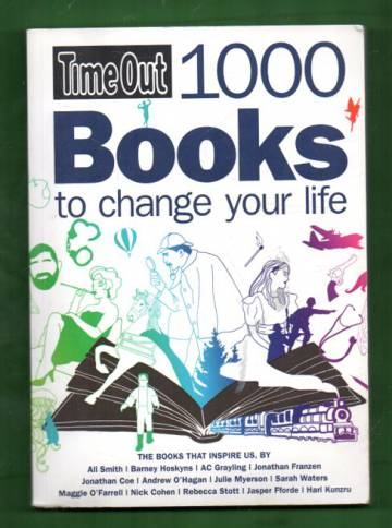 Time Out - 1000 Books to Change Your Life