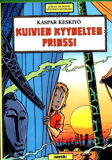 Kaspar Keskiyö 3 - Kuivien kyynelten prinssi