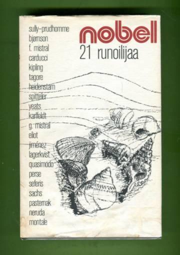 Kaksikymmentäyksi Nobel-runoilijaa