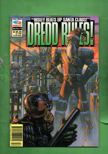 Dredd Rules! #14