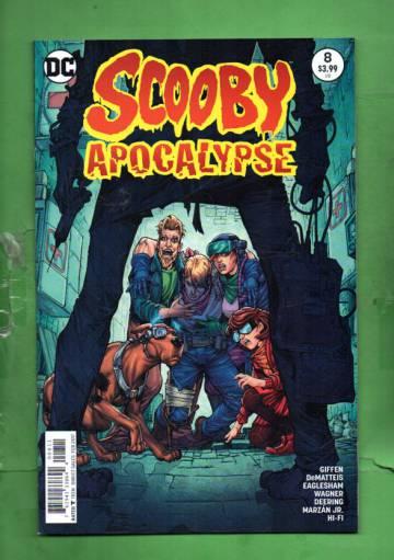 Scooby Apocalypse #8 Feb 17