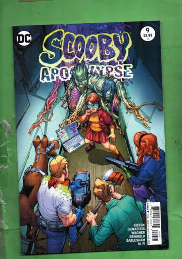 Scooby Apocalypse #9 Mar 17