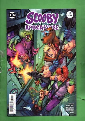 Scooby Apocalypse #13 Jul 17