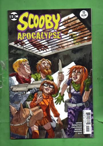 Scooby Apocalypse #15 Sep 17
