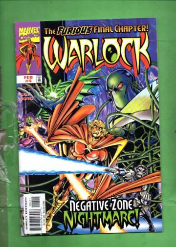 Warlock Vol. 2 #4 Feb 99