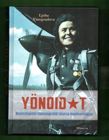 Yönoidat - Neuvostonaisten ilmasotayksiköt toisessa maailmansodassa
