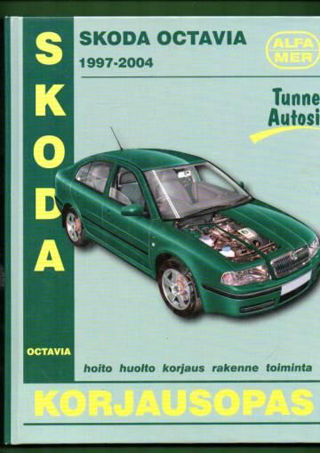 Skoda Octavia 1997-2004 -korjausopas