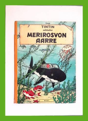 Tintin seikkailut - Merirosvon aarre
