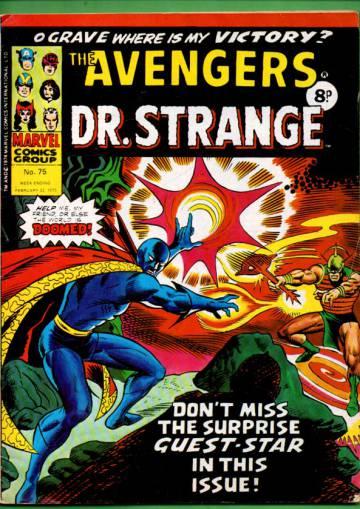 Avengers #75 Feb 75