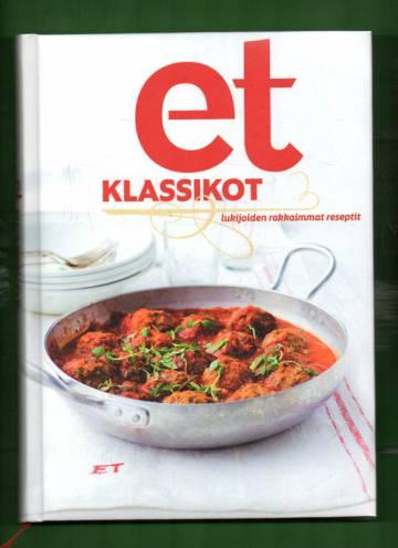 ET-klassikot - Lukijoiden rakkaimmat reseptit