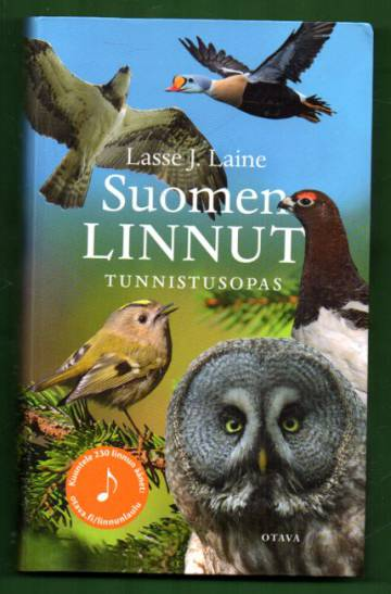 Suomen linnut - Tunnistusopas