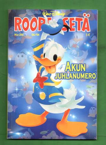 Roope-setä 298 (6/04)
