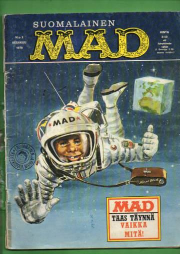 Suomalainen Mad 3/70