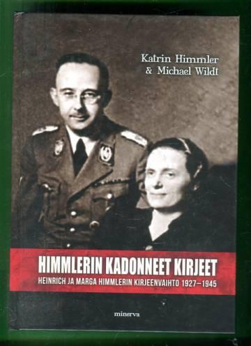 Himmlerin kadonneet kirjeet - Heinrich ja Marga Himmlerin kirjeenvaihto 1927-1945